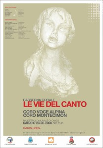 Le Vie Del Canto 2008