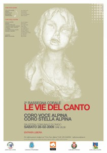 Le Vie Del Canto 2009
