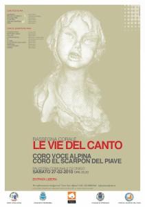 Le Vie Del Canto 2010