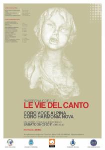 Le Vie Del Canto 2011